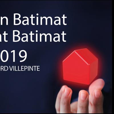 Image Salon BATIMAT 2019 <br> – 4 au 8 Novembre