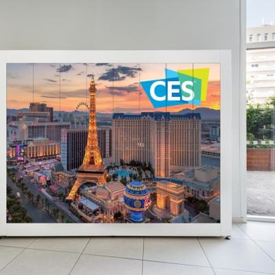 Image CES 2020 – Les innovations Decayeux au cœur de la SmartCity