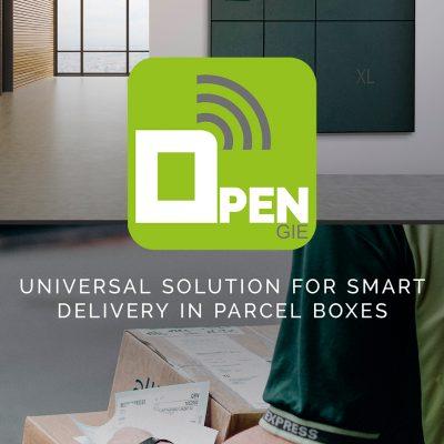 Image OPEN : La solution universelle d'ouverture de boites à colis